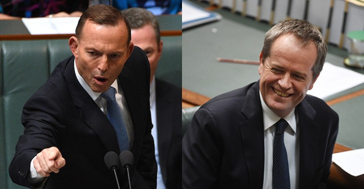 War and peace: Abbott's battle