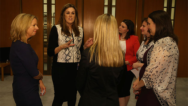 Credlin's mission to remove the Liberals' woman problem