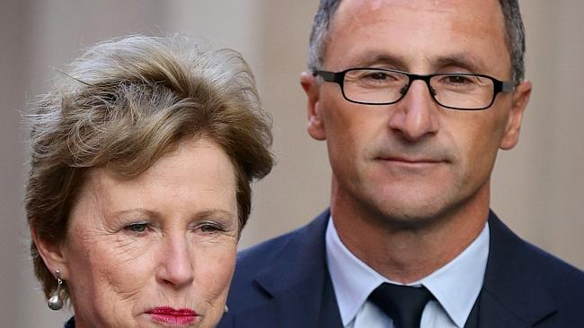 Richard Di Natale's big gamble with the Greens