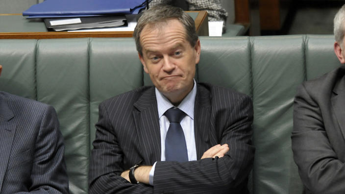 Will the real Shorten please standup?