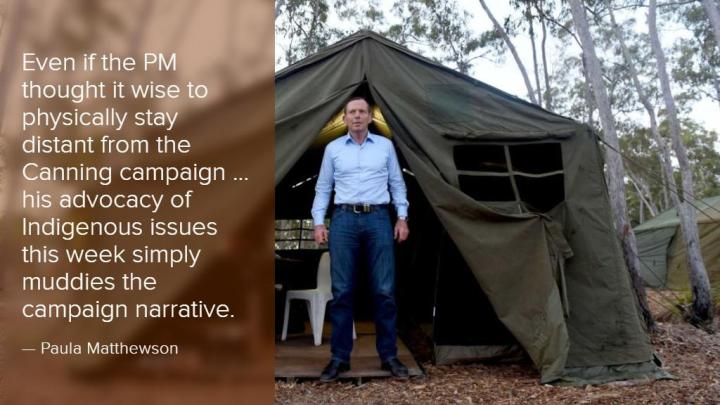 Abbott's mind should be on Canning, not CapeYork