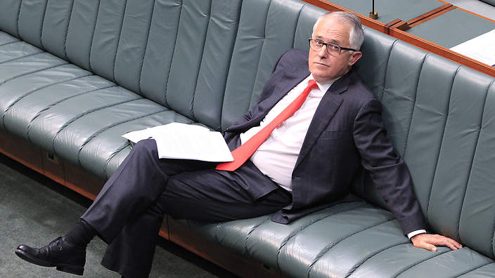 Malcolm, welcome to the job. Here's your to-do list