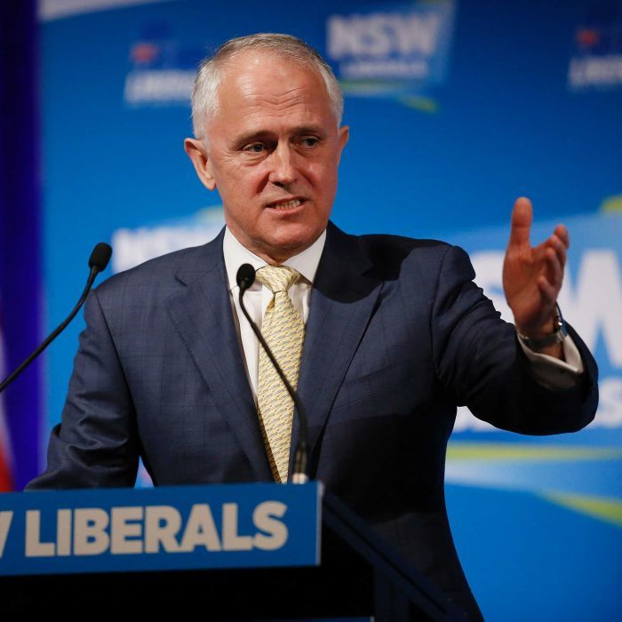 Simply denying factionalism exists won't helpTurnbull