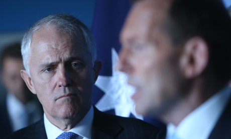 It's time for Turnbull to deal with Abbott