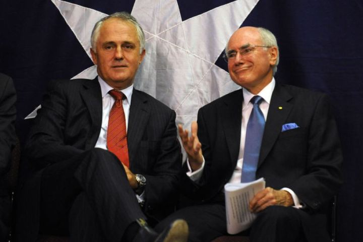 Turnbull follows the Howard blueprint