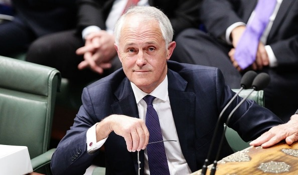Turnbull is starting to push his progressive hand