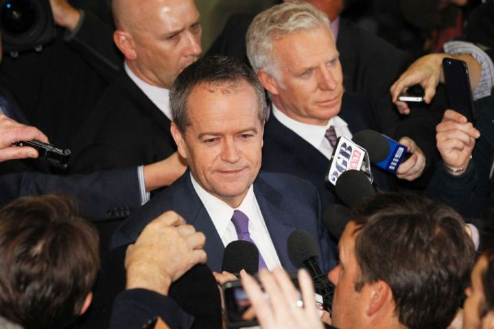 Shorten's union troubles aren't over yet