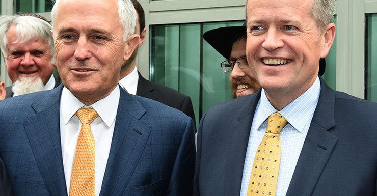 Labor leader Shorten aims to fill PM's policy void