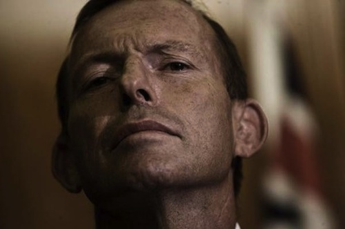 Abbott steering govt into troubled waters