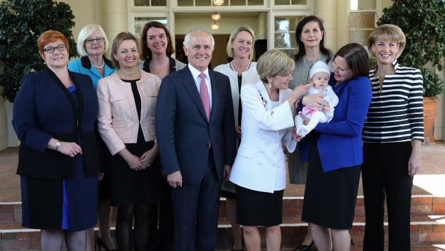 What Turnbull's election promises mean for women