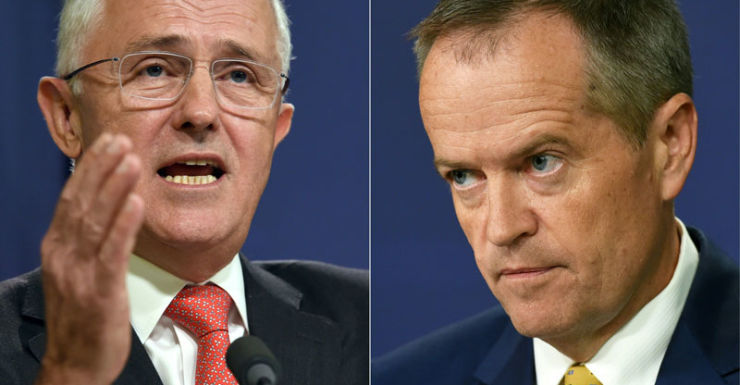 Turnbull campaign off-track