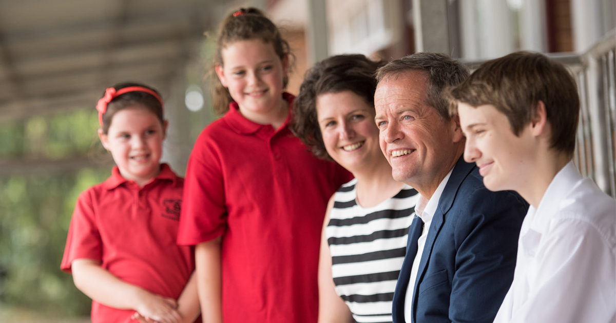 What Shorten's election promises mean for women