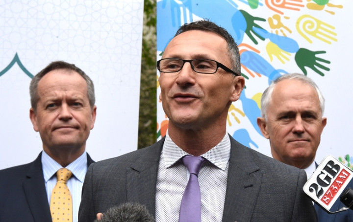 Why it might be in the Liberals' interest to preference theGreens