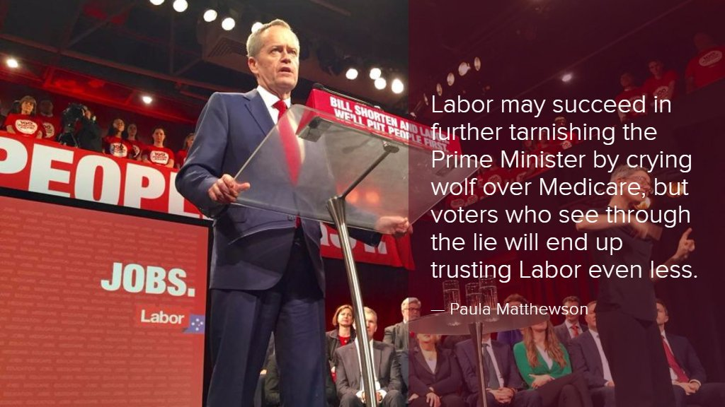The good, bad and dodgy at Labor's launch