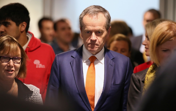 The moment Labor lost the election
