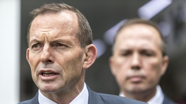 'Abbott's attempts at sabotage mirror Rudd's approach'