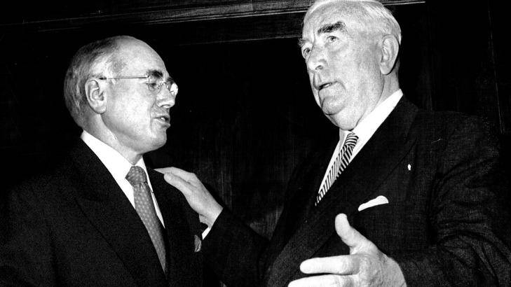 Turnbull needs to channel his inner Menzies to save the Liberals