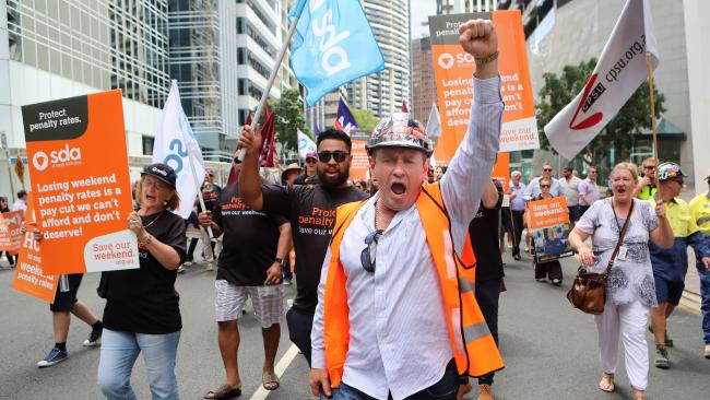 Why the Prime Minister has finally stepped into the penalty rates fray
