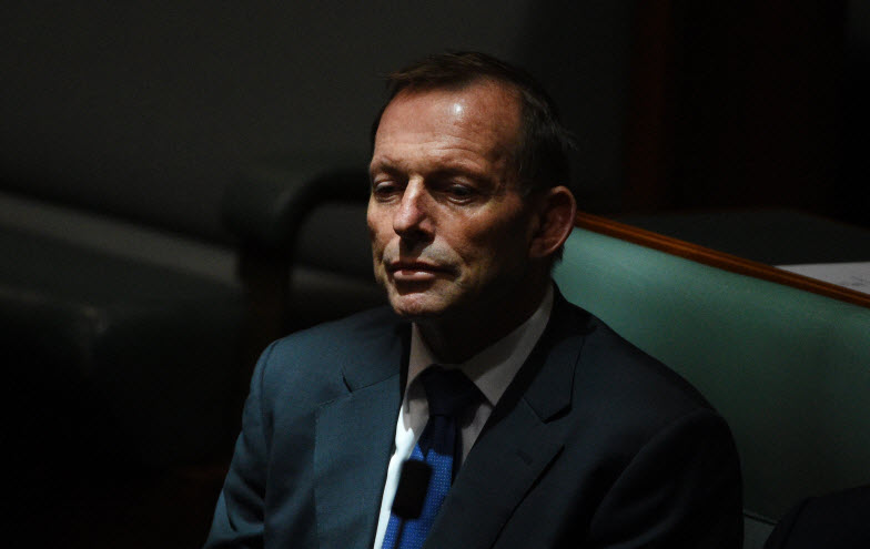 What Abbott doesn't say is what should worry Turnbull