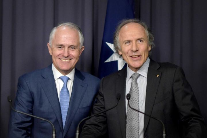 Turnbull should crash through on Finkel — he's crashing anyway
