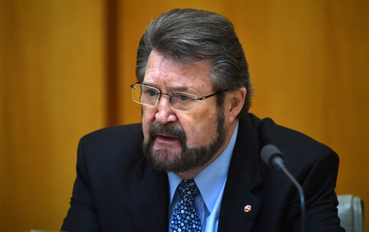 Hinch is wrong – bureaucrats should absolutely be given training to deal with Senate estimates