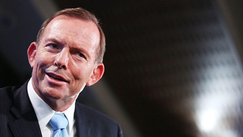 Abbott for PM? Not even a right-wing audience wantsthat