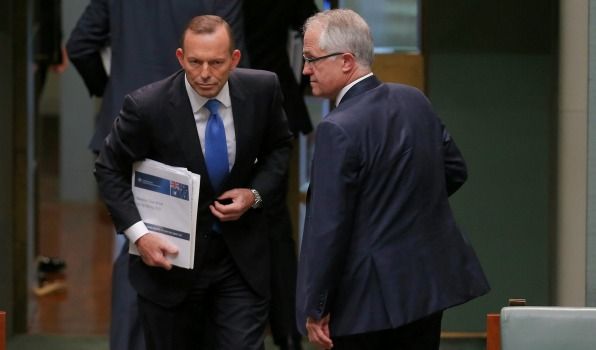 Will Malcolm Turnbull bow to Tony Abbott yet again and do away with the Clean Energy Target?