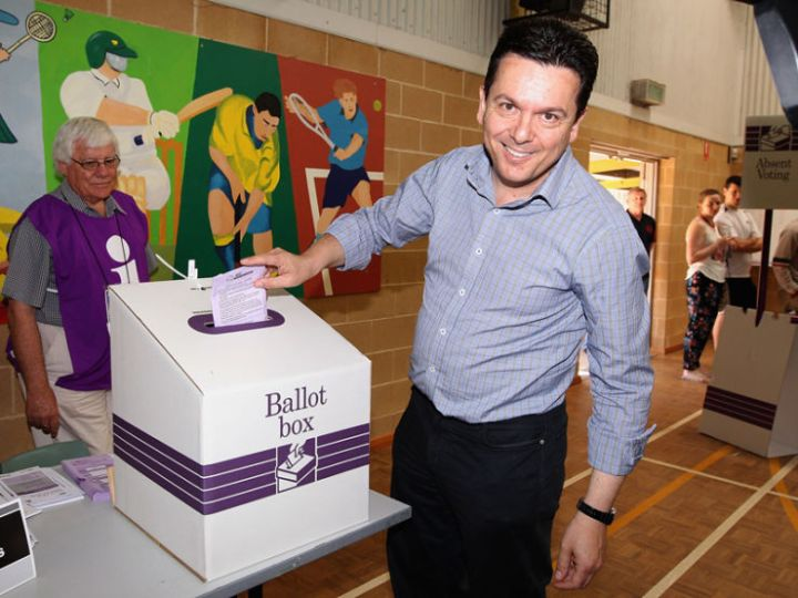 The logic and ambition behind Nick Xenophon's big move from the Senate to Adelaide