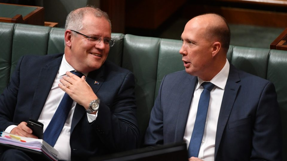The Liberals' young gun conservatives will tap the PM on theshoulder