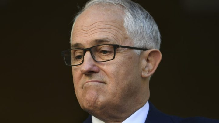 Malcolm Turnbull's banking backflip has left him looking (even more) weak and embattled