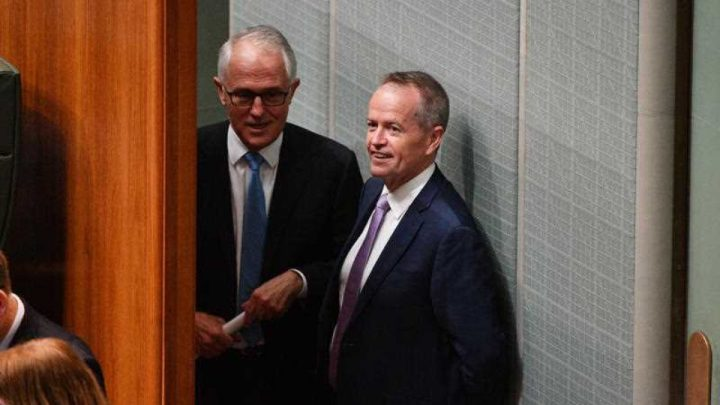 Bill Shorten and Malcolm Turnbull face an uncertain 2018