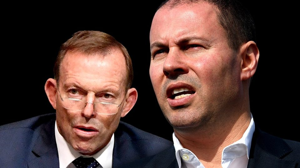 Frydenberg's energy pact is Abbott's next target