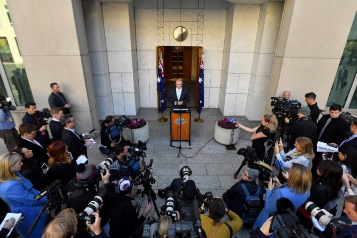 Election 2019: Why the press should never, ever let politicians bury them with blather